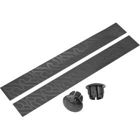 Cinelli 3D Chubby Volée Ribbon Stuurlint, black